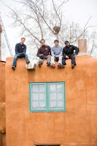 Certified Chimney Sweep Santa Fe Baileys Chimney Cleaning Service